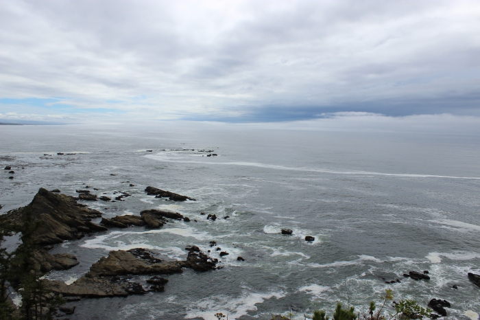 Sea and Sky at Cape Arago