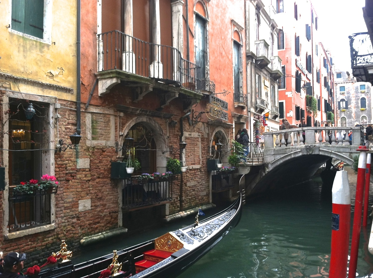 Venice Gondola Ride: Worth the Hype?